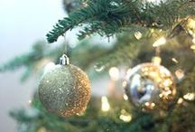 Christmas Ornaments / Baubles and decorations for around the home and garden
