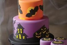 Halloween  and Monster Cakes