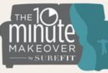 The 10 Minute Makeover by Sure Fit