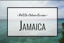 Jamaica / For more travel tips, tales and info visit: https://petiteadventures.org/category/jamaica/