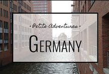 Germany / For more travel tips, tales and info visit: https://petiteadventures.org/category/germany/