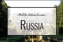 Russia / For more travel tips, tales and info visit: https://petiteadventures.org/category/russia/