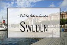 Sweden / For more travel tips, tales and info visit: https://petiteadventures.org/category/sweden/
