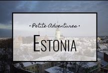 Estonia / For more travel tips, tales and info visit: https://petiteadventures.org/category/estonia/