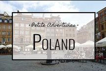 Poland / For more travel tips, tales and info visit: https://petiteadventures.org/category/poland/