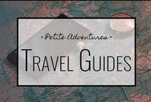 Travel Guides / Self-guided walking tours of your favourite city by Petite Adventures & GPSmyCity http://www.gpsmycity.com/authors/2436.html