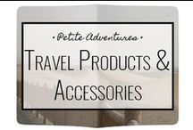 Travel Products & Accessories / Custom travel products and accessories to help inspire you on your next adventure, no matter how big or how small: http://www.zazzle.com/petiteadventures?rf=238125239088039878