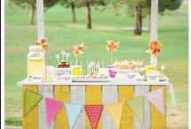 GIRL PARTY | Pink Lemonade / by Nicolle Spitulnik | Libby Lane Press