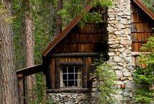 Cabin / by Rebecca Henriquez