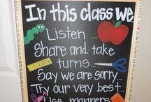 {classroom} / by Jenna Langemeier