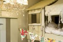 .:Kids Rooms:. / Inspirational rooms to play in. For the kid in all of us! / by Tracy Hickman