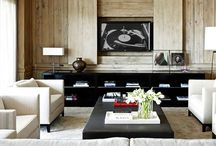 .:Living Spaces:. / Inspirational detailing and rooms to live in. / by Tracy Hickman