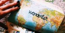 The Essential Traveling Guide For The Travel Enthusiast / I have always wanted to be a jetsetter. A citizen of the world. These are some the places I have been and would love to go and the travel essentials needed for the perfect traveling experience.