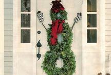 Holidays Decor / Holiday Inspiration and Decor ideas