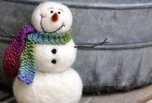 Snowmen / by Celeste Buckley
