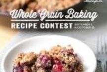 2013 Recipe Contest / Enter an original recipe, using whole grain flour and Uncle Sam cereal for a chance to win one of our amazing prizes. Our guest judge is Chris Kimball of America's Test Kitchen! / by Attune Foods