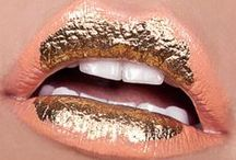 MY LIPS ARE SEALED / by Pop Goes Fashion