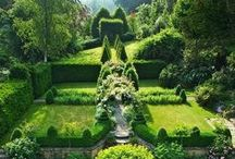 Gardens - scents and colors