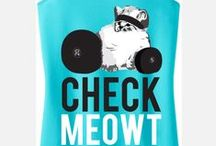 Check Meowt / by Amy Brock