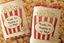 All About Popcorn