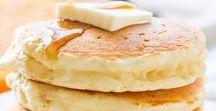BREAKFAST & Brunch Recipes / The best breakfast and brunch recipes from the best bloggers!