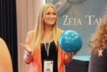 ZTA Assessment: Critical Thinking / In 2013, ZTA used the University Learning Outcomes Assessment to measure collegians' development in 7 areas like CRITICAL THINKING. These articles and resources will help you expand your horizons in that area.  / by Zeta Tau Alpha Fraternity