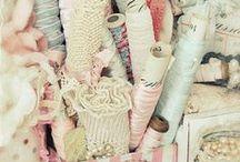 Wstążki, tasiemki