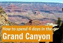 All About the Grand Canyon