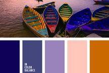 Mood Boards and Colors / by Linda Mamula