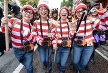 Costume & Theme Party Inspiration / by Zeta Tau Alpha Fraternity