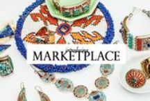KAREN LONDON MARKET PLACE / ONE OF A KIND PIECES FROM OUR TRAVELS & JEWELRY MAKING ADVENTURES  / by Karen London Studio