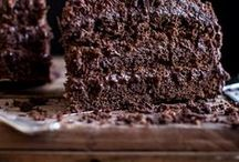 CHOCOLATE Dessert Recipes / Chocolate cakes, pies, cookies, bars, dips, candy and other delicious treats!