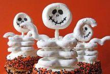 Halloween Treats & Recipes / All things Halloween!