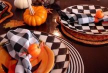 Halloween - Tables