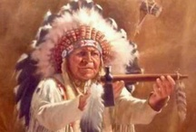 Native American Indian / A Culture that Interests me