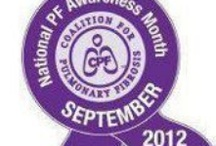 Pulmonary Fibrosis / Awareness / by Donna White