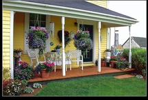 Country Style Porches / by Donna White