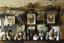 apothecary's workshop