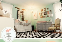 ERS nursery / by Mary Straton Smith