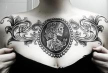 Tattoos / by McKenzie Larimer