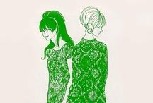 Marujita ♥ Fashion Illustration