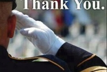 Serving our Country~ We Thank you