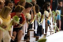 wedding ceremony ideas my work / stunning indoor and otdoor ceremony florals