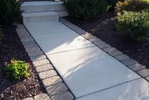 Home: Outside: Paths/Patios/Edging