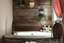 Kitchen and Bath / by Bonnie Sloan Smith