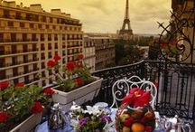 Home #2: Paris / They say home is where the heart is. My heart cannot be in only one place.