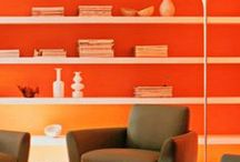 Orange / I will never, ever, ever not love this color!