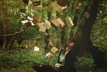 librerías ..leer leer leer / <3  / by Merci Doll
