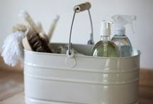 Organization: Cleaning Supplies