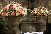 Vincigliata Castle wedding / Vincigliata castle wedding ceremony and reception